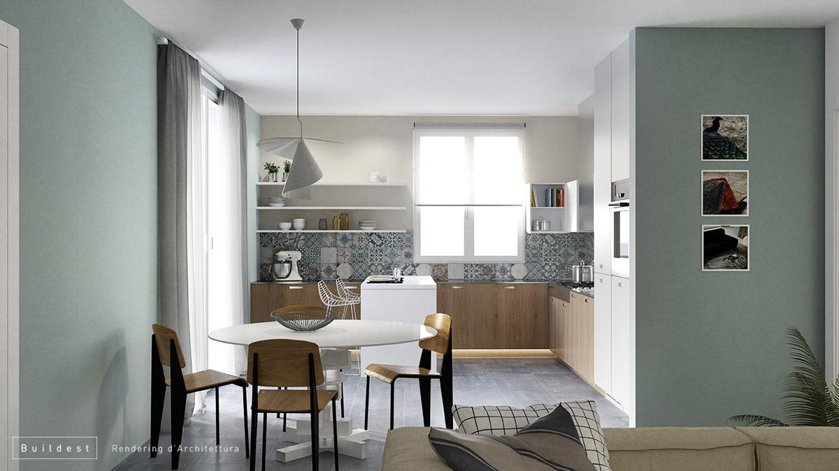 Buildest_Interior_Residenziale Magreta_01_3d_rendering_architettura_modena