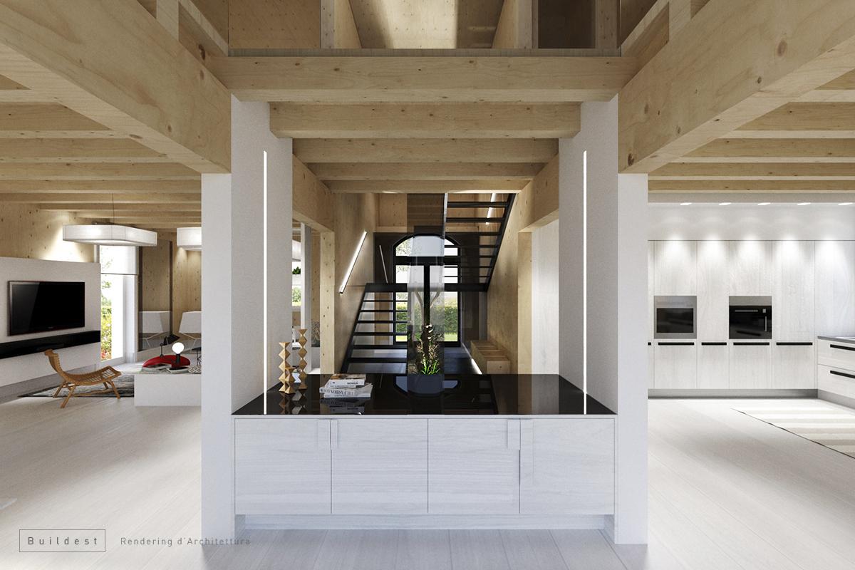 Buildest_Interior_Villa Cavezzo_01_3d_rendering_architettura_modena